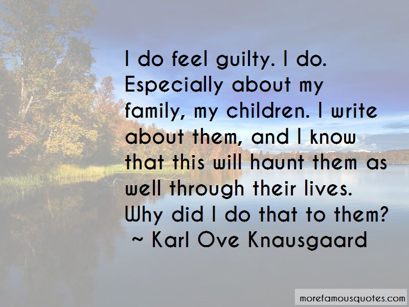 Karl Ove Knausgaard Quotes Pictures 4