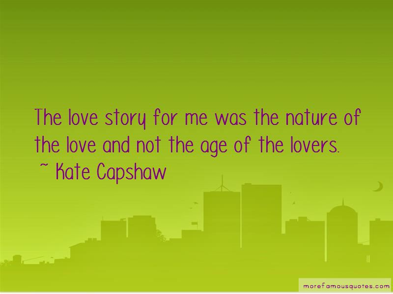 Kate Capshaw Quotes Pictures 2