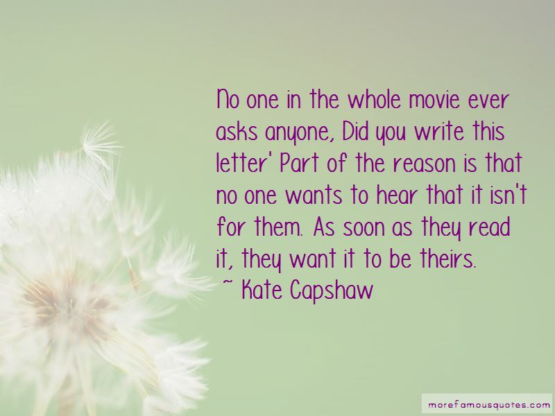 Kate Capshaw Quotes Pictures 4
