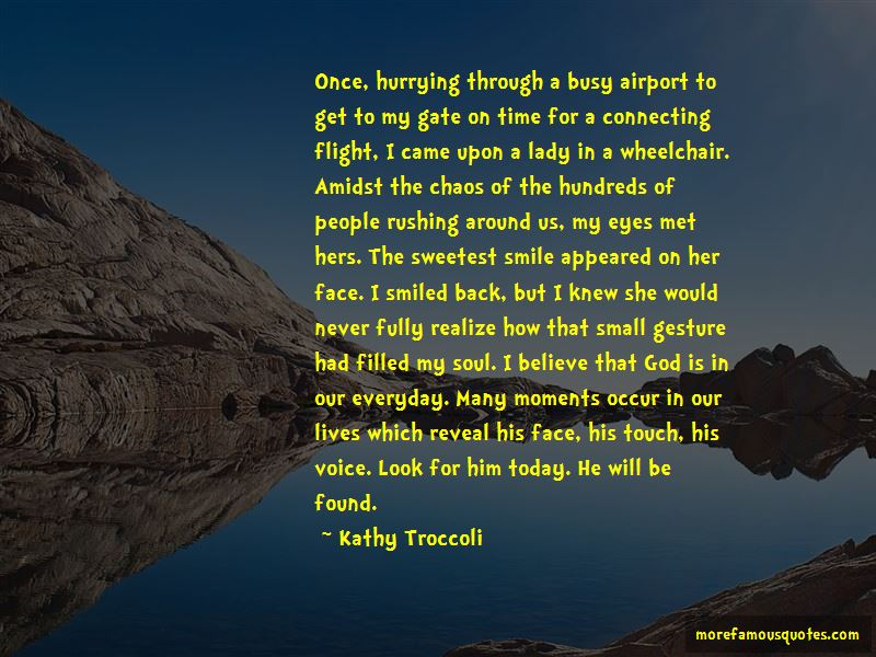 Kathy Troccoli Quotes Pictures 3