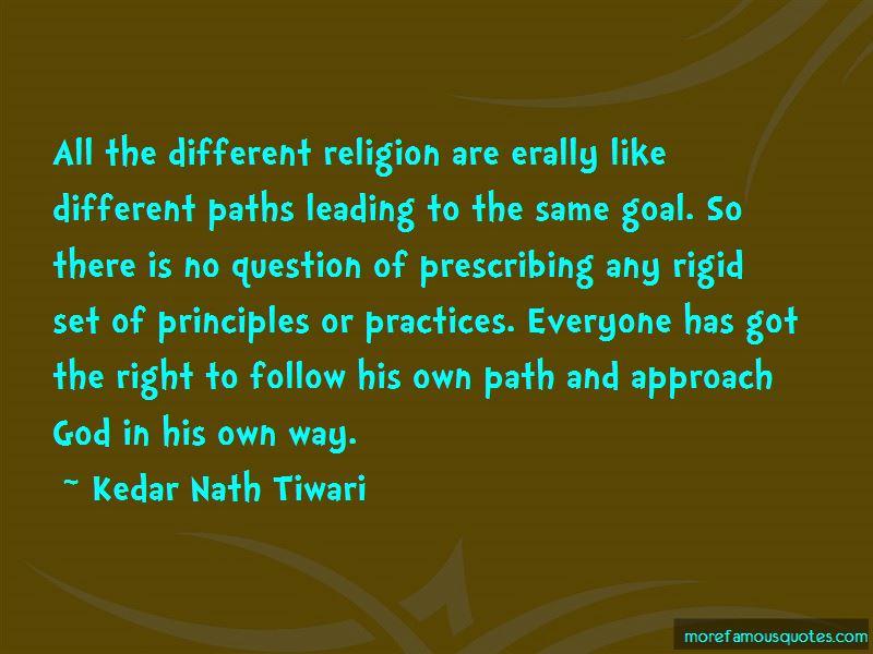 Kedar Nath Tiwari Quotes Pictures 2