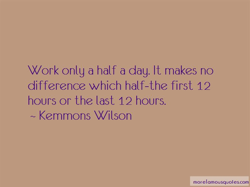 Kemmons Wilson Quotes Pictures 2