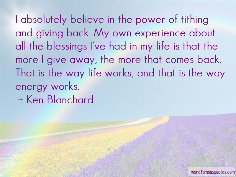 Ken Blanchard Quotes Pictures 4