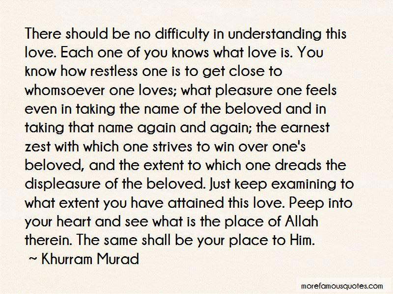 Khurram Murad Quotes Pictures 2