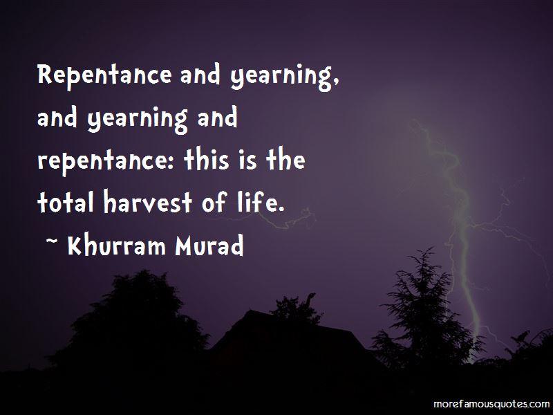 Khurram Murad Quotes Pictures 3