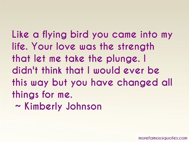 Kimberly Johnson Quotes Pictures 2