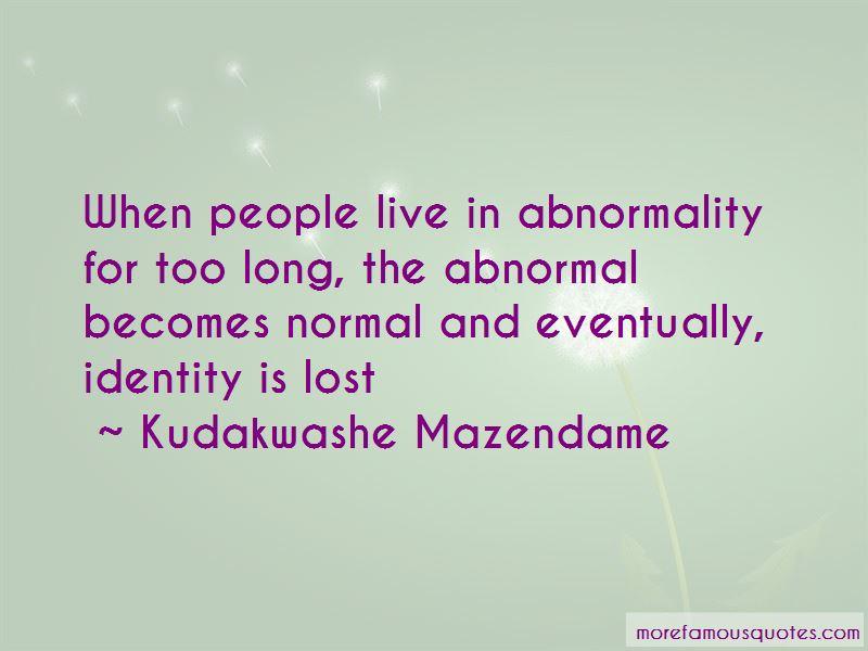 Kudakwashe Mazendame Quotes Pictures 2