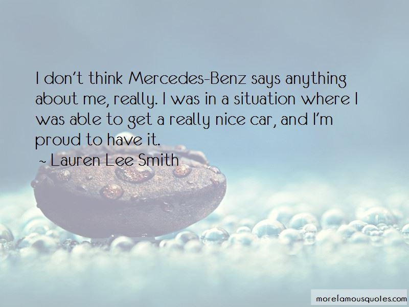 Lauren Lee Smith Quotes Pictures 2