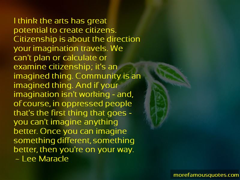 Lee Maracle Quotes Pictures 4