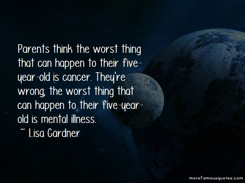 Lisa Gardner Quotes Pictures 2