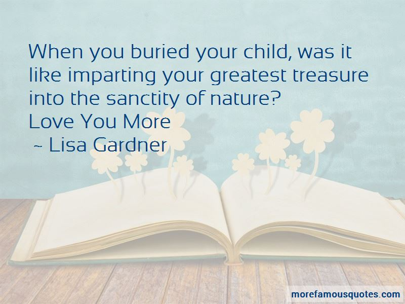 Lisa Gardner Quotes Pictures 3