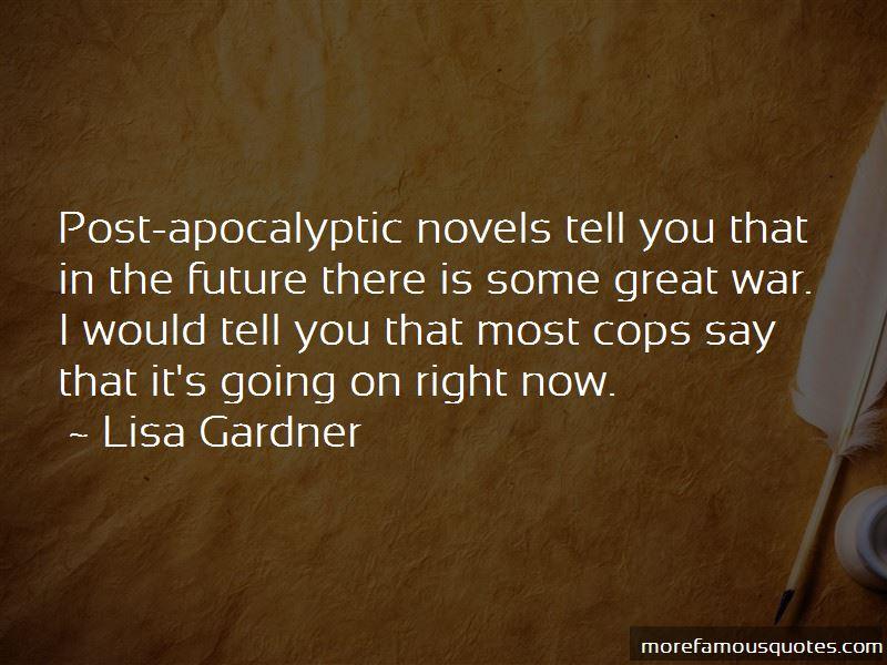 Lisa Gardner Quotes