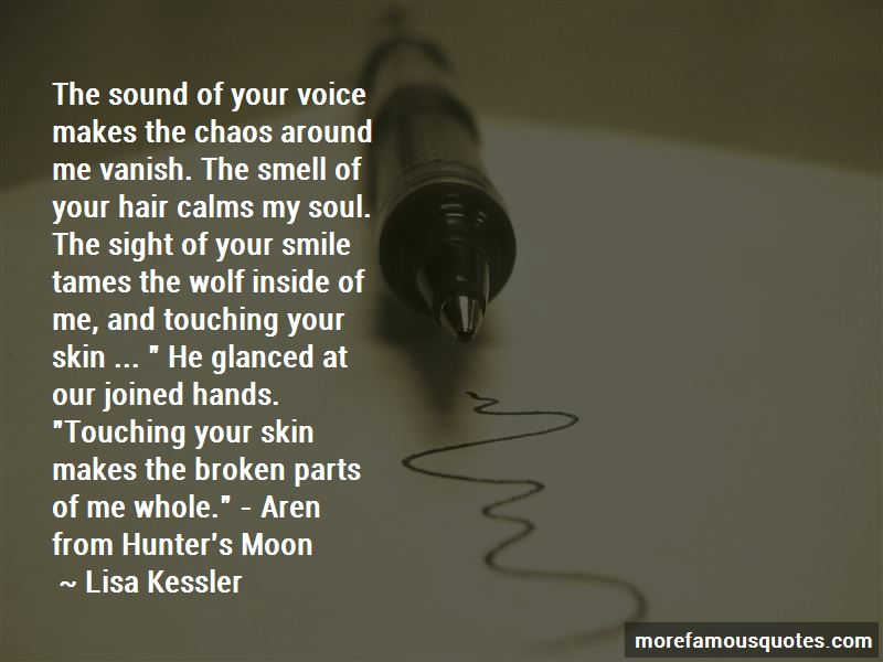 Lisa Kessler Quotes Pictures 2