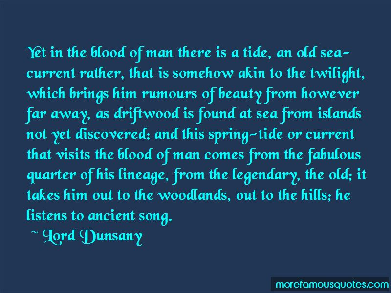 Lord Dunsany Quotes Pictures 2