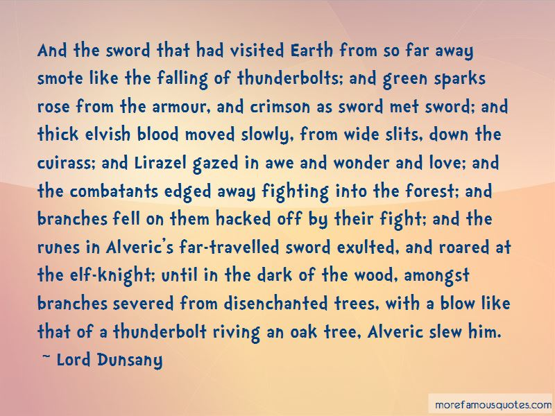 Lord Dunsany Quotes