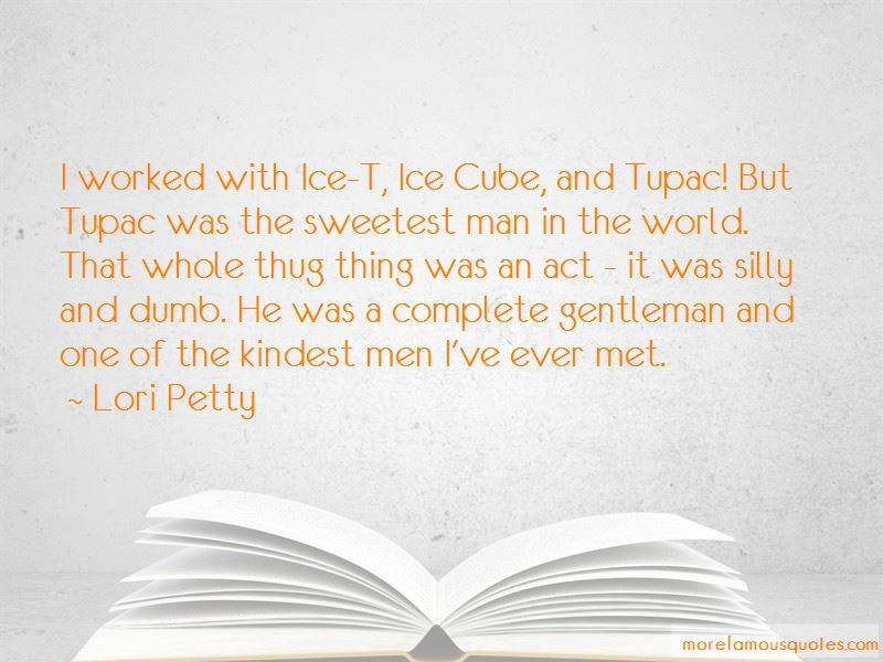 Lori Petty Quotes Pictures 4