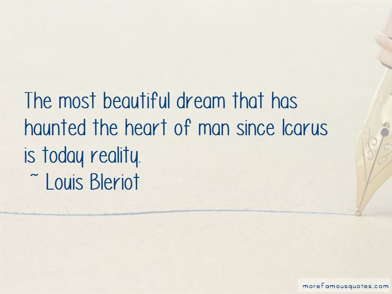Louis Bleriot Quotes Pictures 2