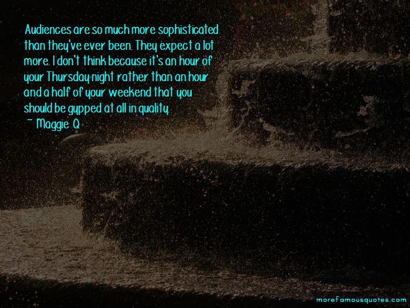 Maggie Q Quotes Pictures 2