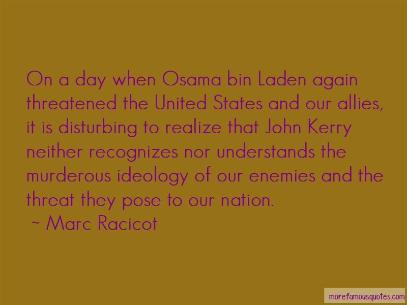 Marc Racicot Quotes Pictures 4