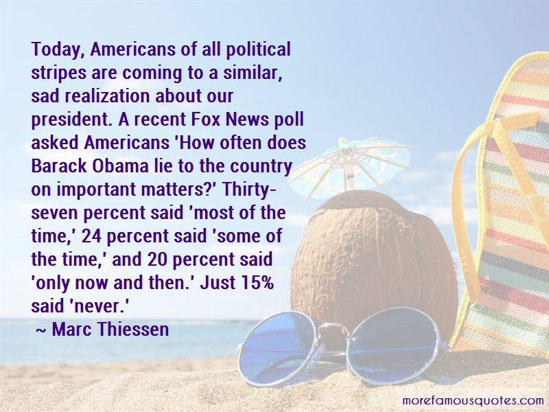 Marc Thiessen Quotes Pictures 3