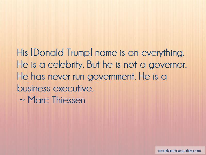 Marc Thiessen Quotes