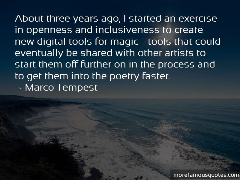 Marco Tempest Quotes Pictures 2