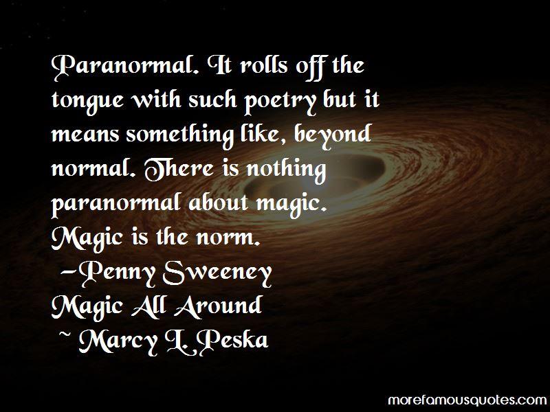 Marcy L. Peska Quotes