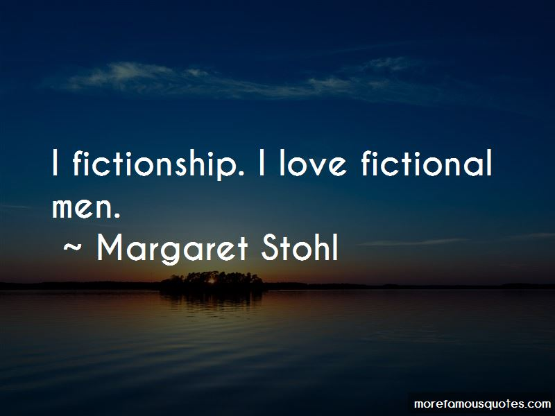 Margaret Stohl Quotes Pictures 2