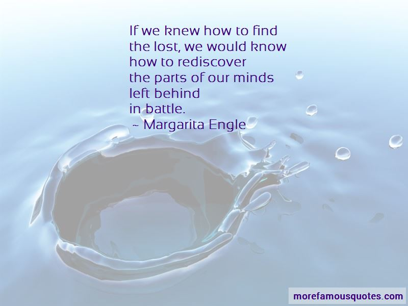 Margarita Engle Quotes Pictures 2