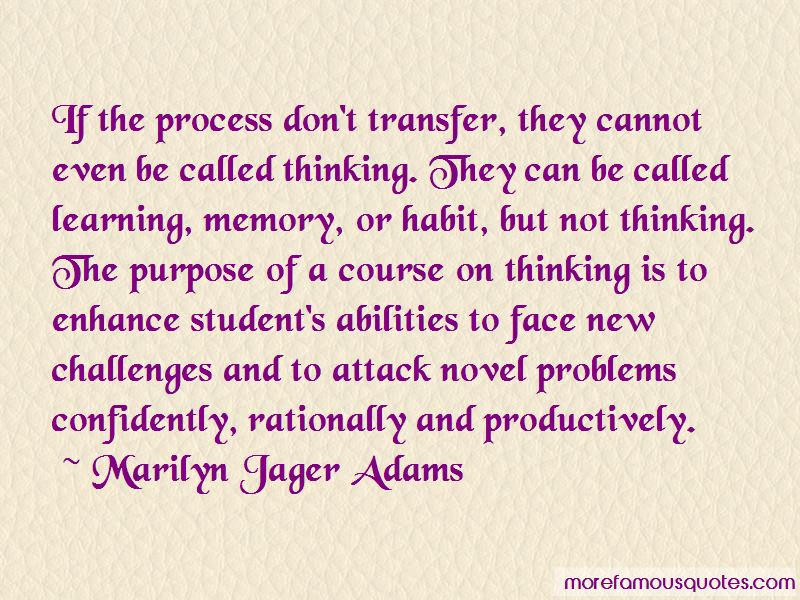 Marilyn Jager Adams Quotes Pictures 3