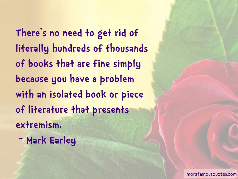 Mark Earley Quotes
