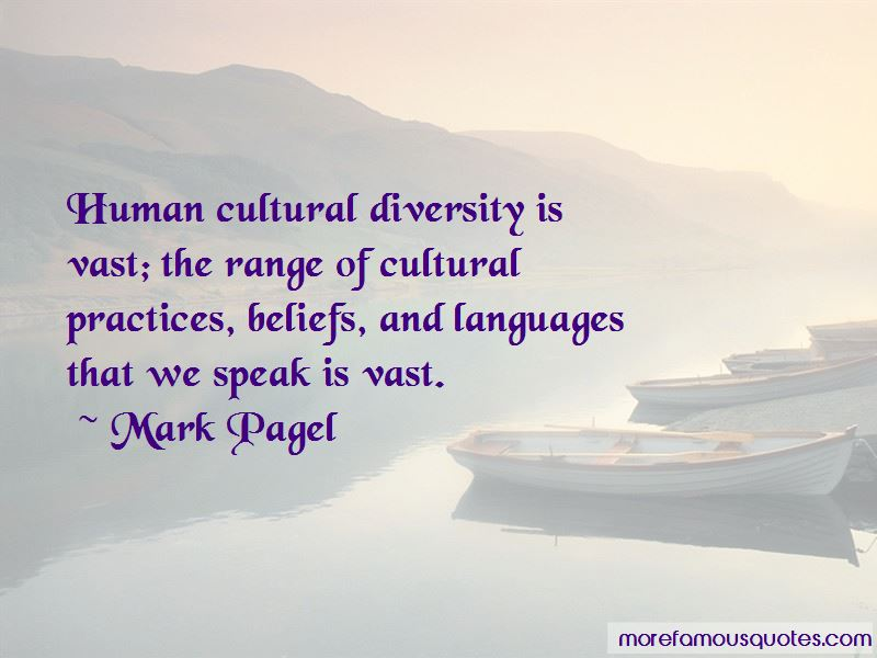 Mark Pagel Quotes Pictures 3