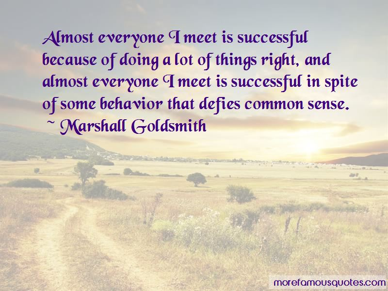 Marshall Goldsmith Quotes Pictures 3