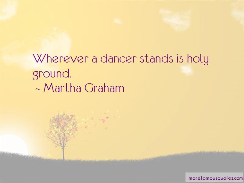 Martha Graham Quotes Pictures 2