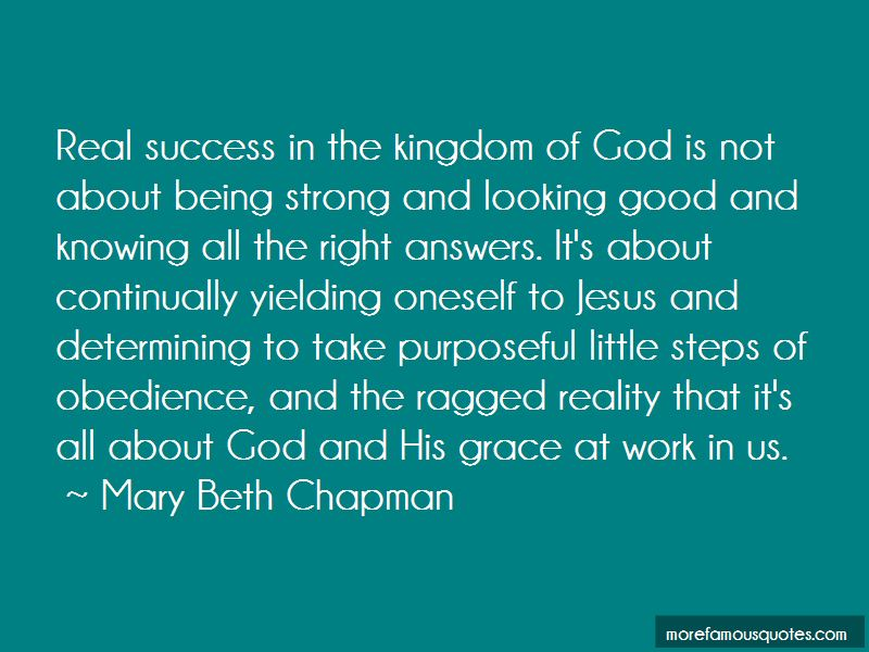Mary Beth Chapman Quotes Pictures 3