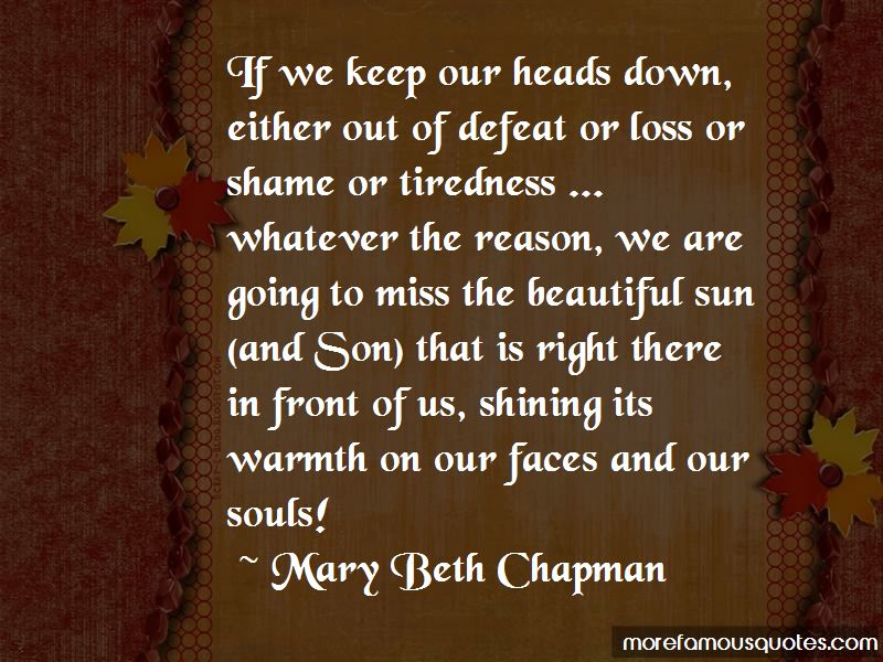 Mary Beth Chapman Quotes Pictures 4