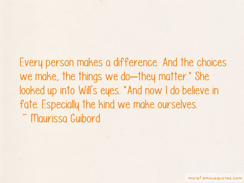 Maurissa Guibord Quotes Pictures 4