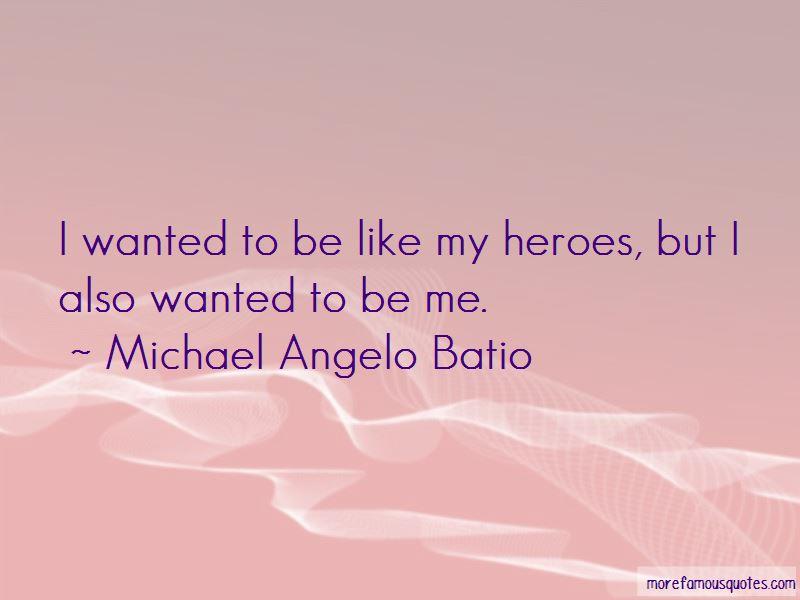 Michael Angelo Batio Quotes