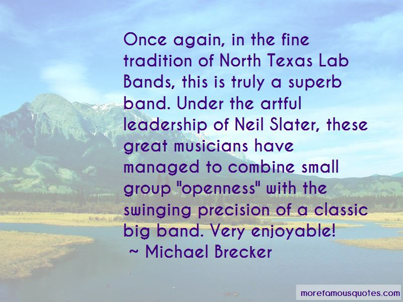 Michael Brecker Quotes Pictures 2