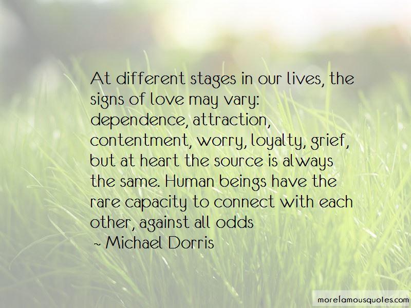 Michael Dorris Quotes Pictures 2