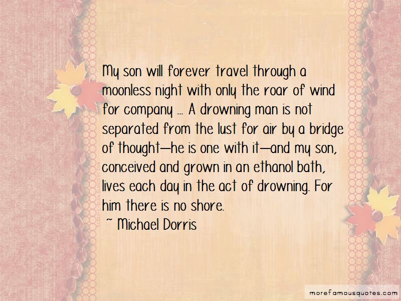 Michael Dorris Quotes Pictures 3