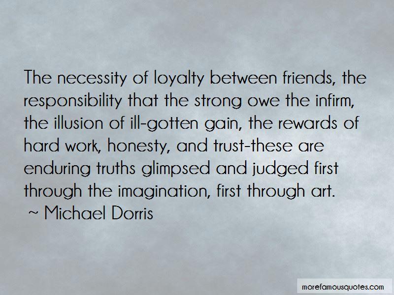 Michael Dorris Quotes