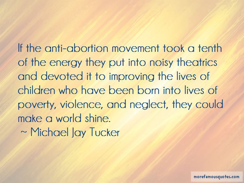 Michael Jay Tucker Quotes
