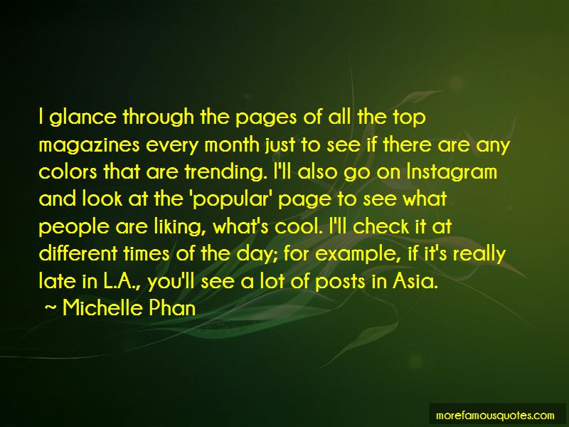 Michelle Phan Quotes Pictures 2