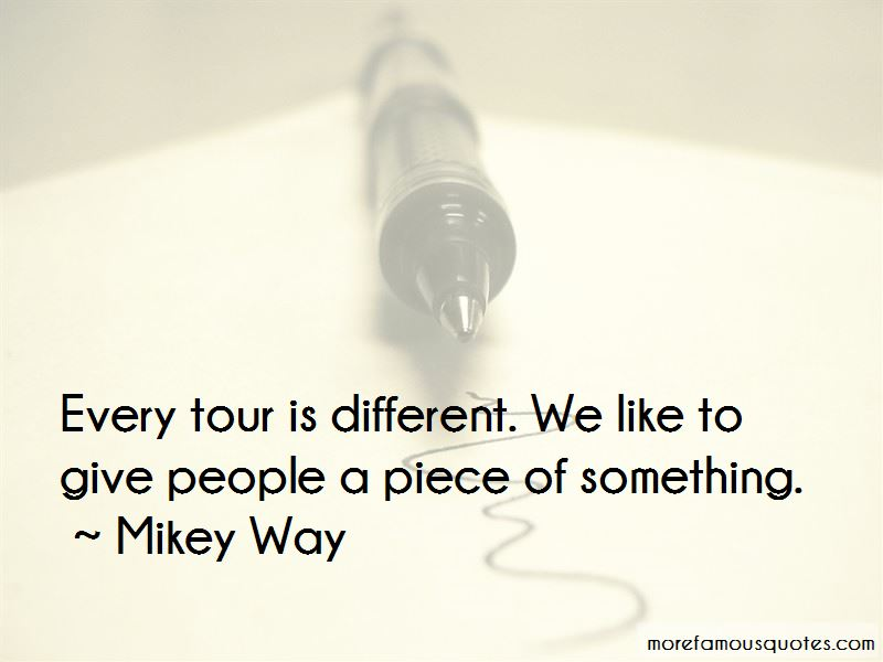 Mikey Way Quotes Pictures 2