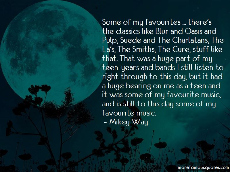 Mikey Way Quotes Pictures 3
