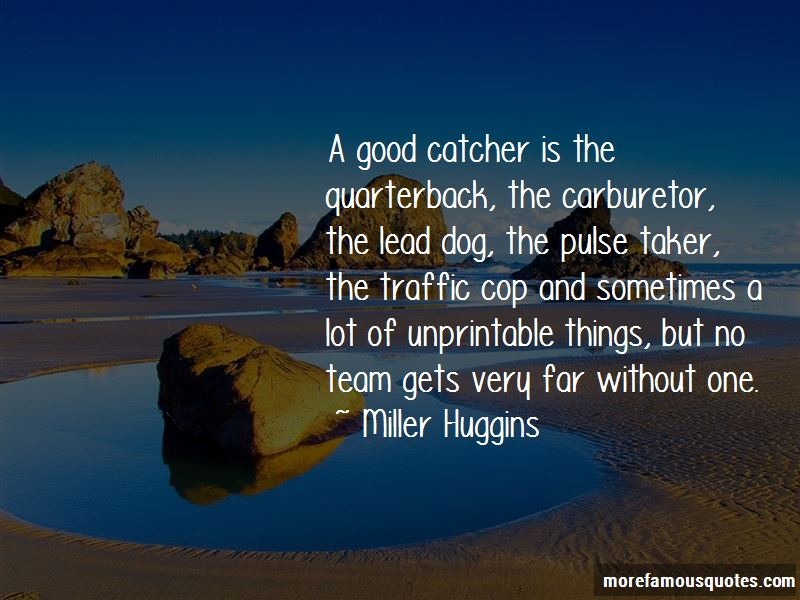 Miller Huggins Quotes Pictures 3