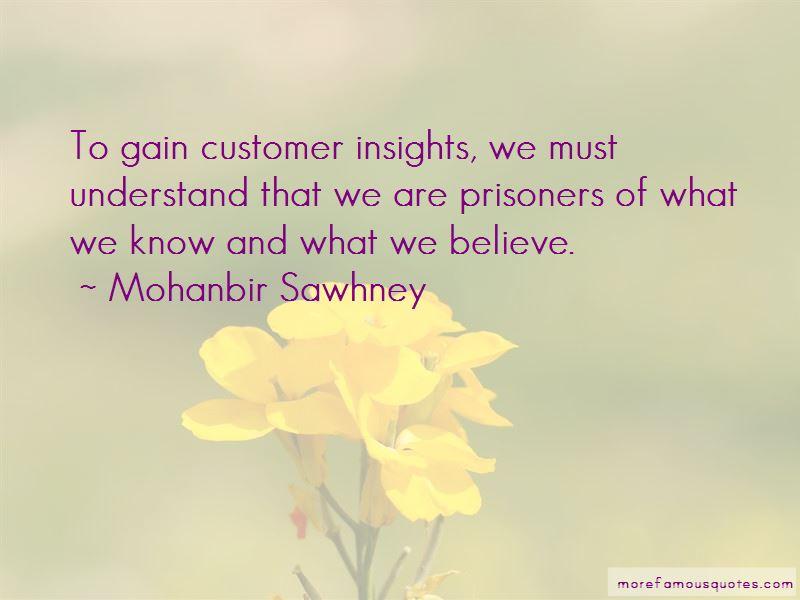 Mohanbir Sawhney Quotes