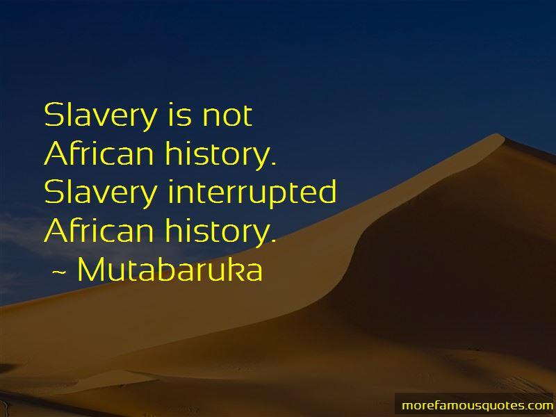 Mutabaruka Quotes Pictures 2