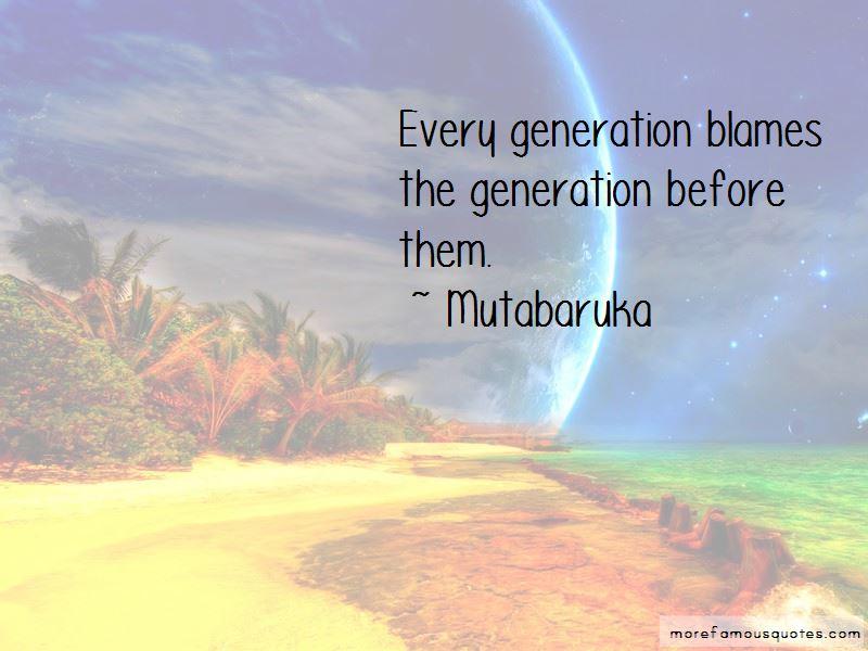 Mutabaruka Quotes Pictures 4